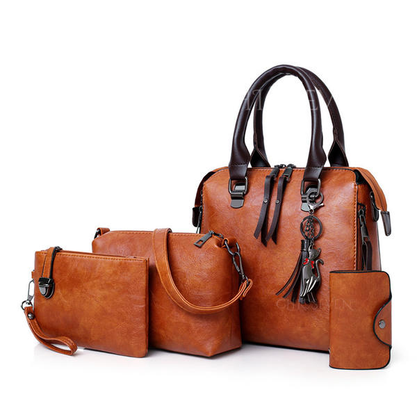Classical/Vintga Shoulder Bags/Boston Bags/Bag Sets/Wallets & Wristlets