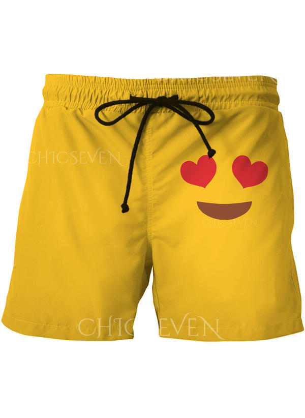 Men's Board Shorts Swimsuit
