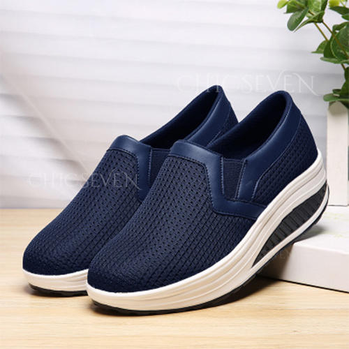 Women's Fabric Casual With Others shoes