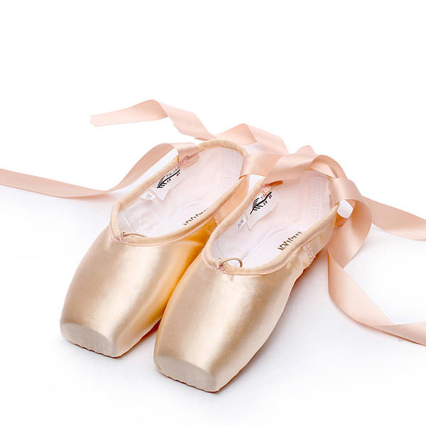 Femmes Chaussures Pointe Satiné Chaussures Pointe