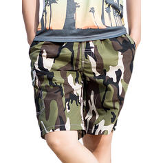 Men's Colorful Board Shorts Swimsuit