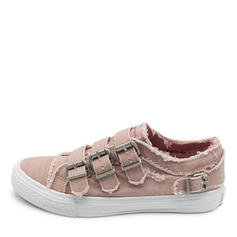 Women's PU Casual Outdoor Athletic Hiking With Buckle shoes