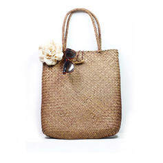Fashionable/Braided Polyester Beach Bags