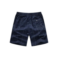 Men's Grid Board Shorts