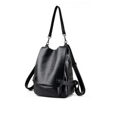 Superior Genuine Leather Multifunctional High Capacity Backpack Shoulder Bags