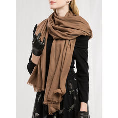 Solid Color Neck/fashion/simple/Cold weather Scarf