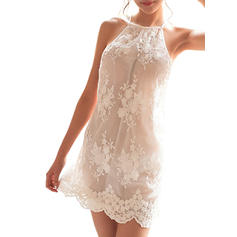 Lace Embroidery Slip