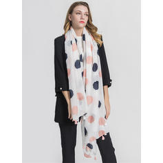 Polka Dots Light Weight/Oversized Scarf