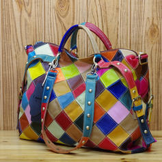 Refined/Splice Color/Bohemian Style Tote Bags/Crossbody Bags/Shoulder Bags/Storage Bag