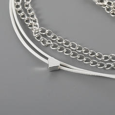 Unique Alloy Anklets