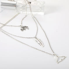Chic Alloy Women's Necklaces
