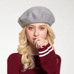 Ladies' Fashion/Pretty Wool/Acrylic Beret Hat