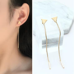 Exquisite Alloy Ladies' Earrings