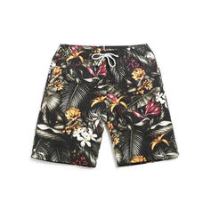 Men's Floral Board Shorts