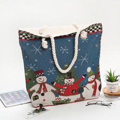 Unique/Attractive/Christmas Tote Bags/Shoulder Bags