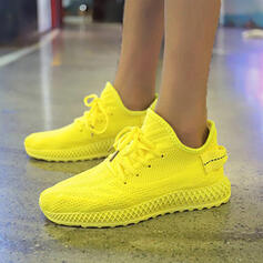 Women's Cloth Mesh Outdoor Athletic With Lace-up shoes