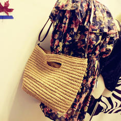 Unique/Charming Paper Rope Totes Bags/Crossbody Bags/Shoulder Bags