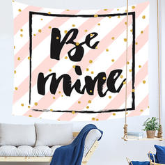 Comtemporary Rectangle Pop Art Wall Tapestries