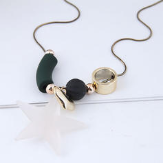 Fashionable Alloy Women's Fashion Necklace